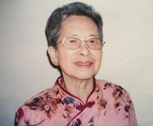 Mum's portrait