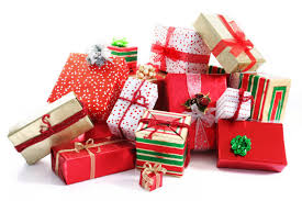 Unwrapped Presents