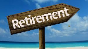 retirement reflection